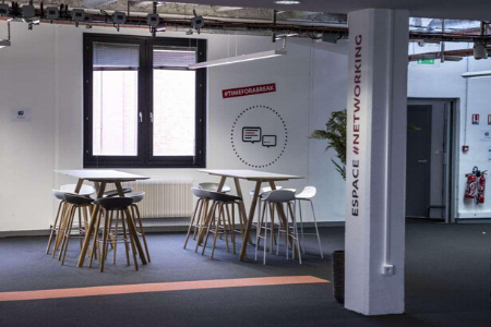 location espace networking roubaix blanchemaille