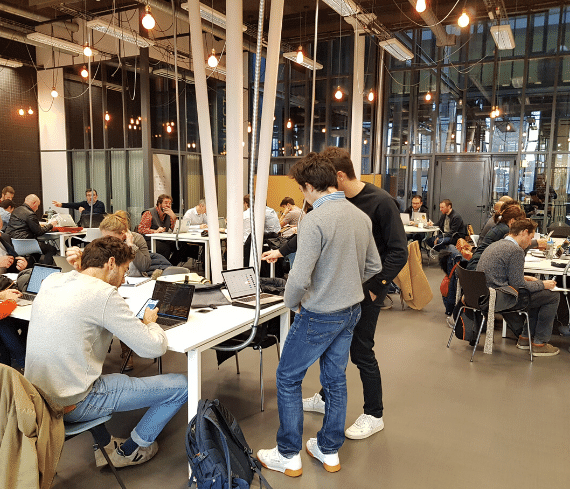 coworking euratechnologies lille